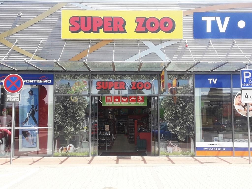 SuperZoo Trmice