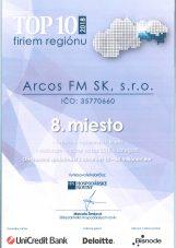 2019-10-11 Auszeichnung Arcos FM Sk